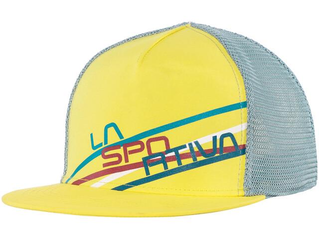 La Sportiva Stripe 2.0 Hoofdbedekking geel